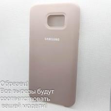 Чехол Silicone case Huawei P 30  (# 19), розовый