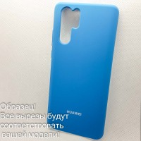 Чехол Silicone case Iphone 5s (# 38 ), синий