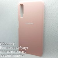 Чехол Silicone case Huawei Y 6 Prime 2018 (# 12 ), розовый