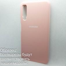 Чехол Silicone case Xiaomi Redmi 6/6A    (# 12), розовый