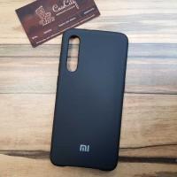 Чехол Silicone case для Xiaomi Redmi 7 черный