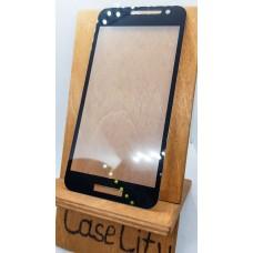 Защитное стекло для Samsung Galaxy J2 Core (J260), полноэкранное черное