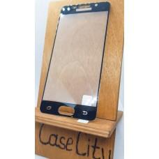Защитное стекло для Samsung Galaxy A21s Full Screen черное