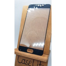 Защитное стекло для MEIZU M5, полноэкранное черное