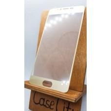 Защитное стекло для Meizu M5 полноэкранное full screen