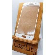 Защитное стекло для Samsung Galaxy S7,полноэкранное белое