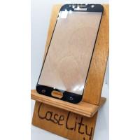 Защитное стекло для Samsung Galaxy S6 (G920),полноэкранное черное