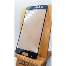 Защитное стекло для HTC U Play полноэкранное черное