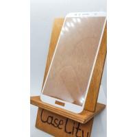 Защитное стекло для Huawei/Honor Y7/ Y7 Prime полноэкранное белое