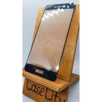 Защитное стекло для Huawei/Honor P8 Lite , полноэкранное  черное