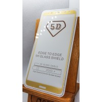 Защитное стекло для Huawei/Honor Mate 10 Lite/Nova 2i полноэкранное full glue черное