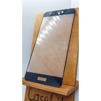 Защитное стекло для Huawei/Honor Honor 8 , полноэкранное  черное