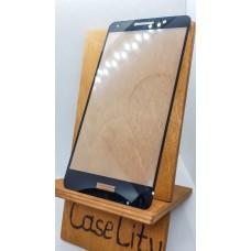 Защитное стекло для Huawei/Honor GR5 2017/ Honor 6X , полноэкранное  черное