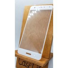 Защитное стекло для Huawei/Honor Nova , полноэкранное  белое