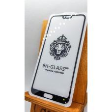 Защитное стекло для Huawei/Honor Honor 10 полноэкранное full glue черное