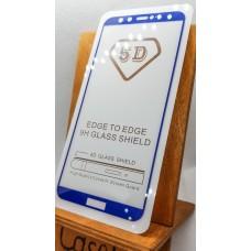Защитное стекло для Huawei/Honor Honor 9 Lite, полноэкранное  синее