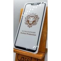 Защитное стекло для Huawei/Honor Mate 20 Lite полноэкранное full glue черное