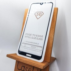 Защитное стекло для Huawei Honor 9A полноэкранное full glue черное