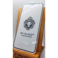 Защитное стекло для iPhone XS Max полноэкранное full glue черное