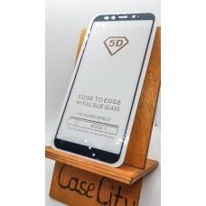 Защитное стекло full screen для XiaomiMi A2 (Mi 6X) с полной проклейкой