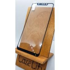 Защитное стекло для Xiaomi Redmi Note 6 Pro полноэкранное черное