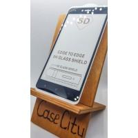 Защитное стекло для Xiaomi Mi Play полноэкранное черное Full Glue