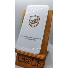 Защитное стекло для Xiaomi Redmi 5 Plus,, полноэкранное белое Full Glue