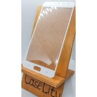 Защитное стекло для Xiaomi Redmi Pro полноэкранное белое