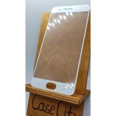 Защитное стекло для Xiaomi Mi Note 3 полноэкранное белое