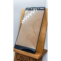 Защитное стекло для Nokia 6.1  полноэкранное  черное