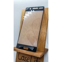 Защитное стекло для Nokia 5  полноэкранное  черное