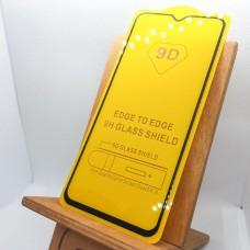 Защитное стекло для Samsung Galaxy A70 полноэкранное Full glue