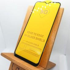 Защитное стекло для Samsung Galaxy A12 полноэкранное Full glue