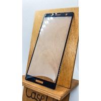 Защитное стекло для Sony Xperia XZ2 Compact  полноэкранное черное