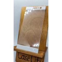 Защитное стекло для Sony Xperia XA2 полноэкранное белое