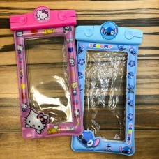 Водонепроницаемый чехол для телефона Hello Kitty и Стич