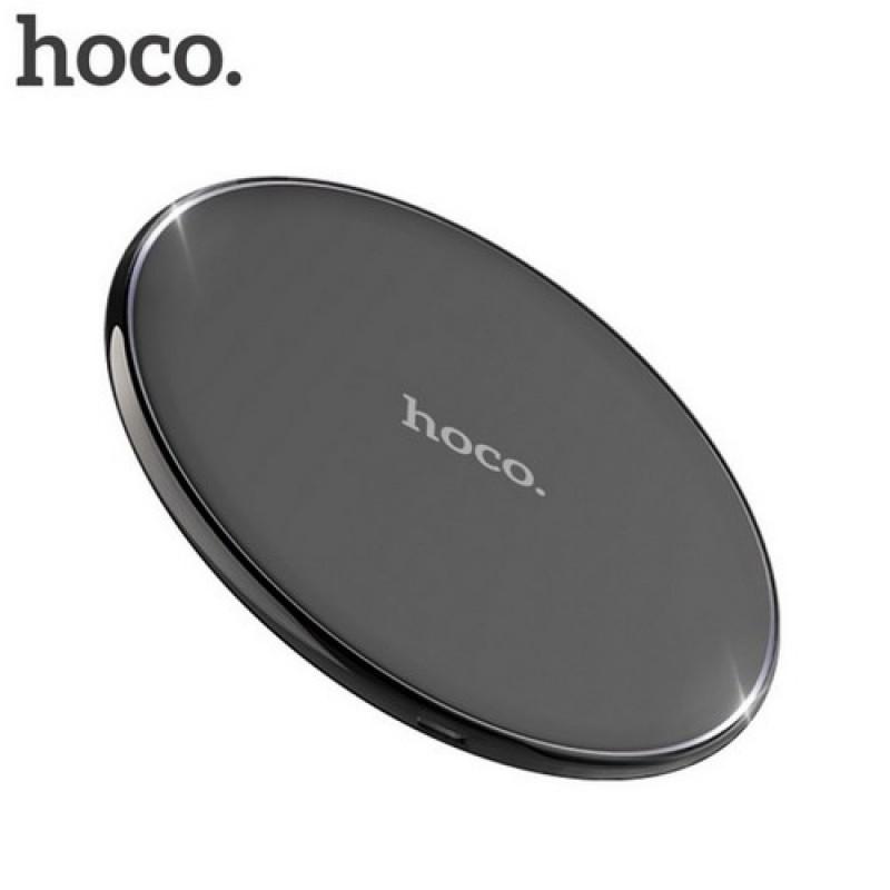 Зарядное устройство CW6 черный hoco ( беспроводное)